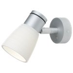 Surface mounted light fittings